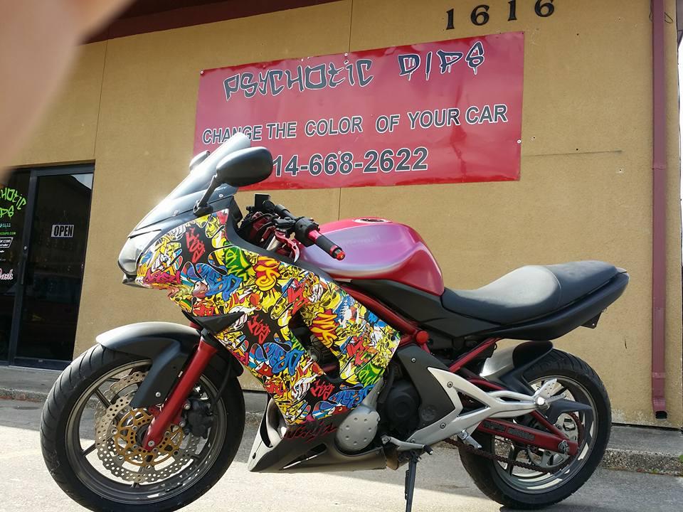 moto hydro